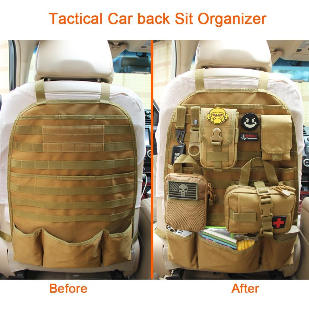 TacticTow-Tactical Vehicle Organizer