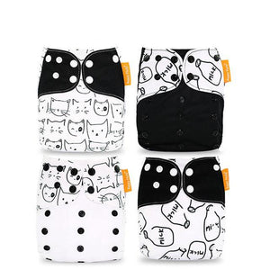 Black Kitty Pocket Four Pack
