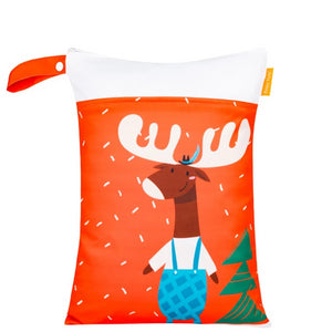 German Reindeer Wet Bag