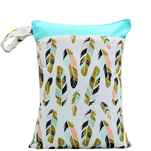 Feathers Wet Bag