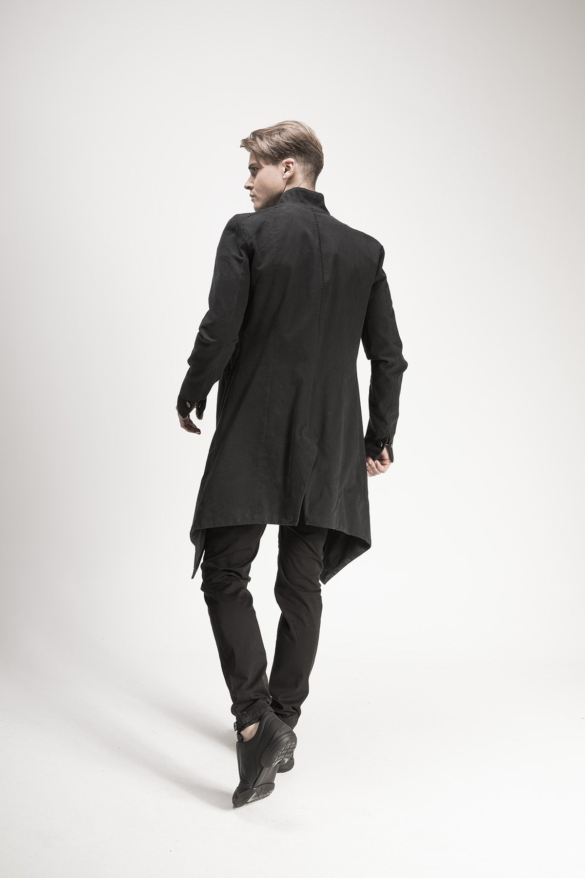 Barbarossa Moratti | Men's Avant-Garde Fashion Blazer Jacket