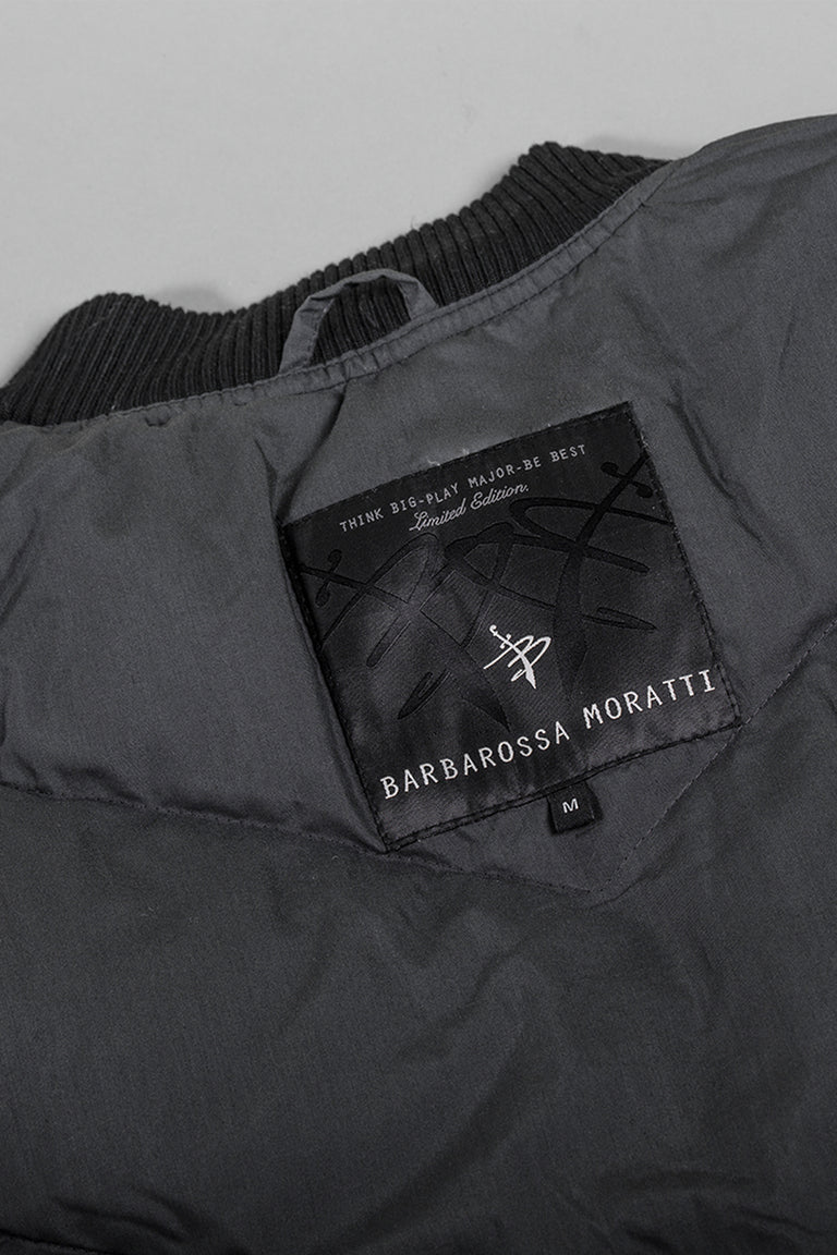Barbarossa Moratti | Men's Avant-Garde Fashion Jacket