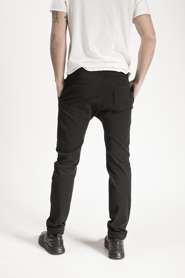 Button Detailed Pants //BM-20118002