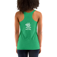 Load image into Gallery viewer, TFK Eat Cake Women's Racerback Tank