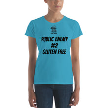 Load image into Gallery viewer, Public Enemy #2 Women's short sleeve t-shirt