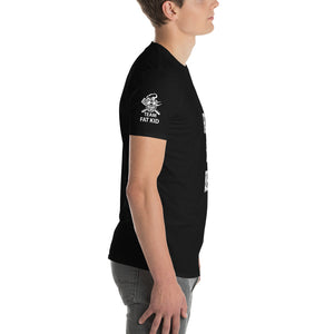 TFK left behind w/ logo Short-Sleeve T-Shirt