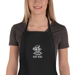 TFK Embroidered Apron