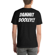 Load image into Gallery viewer, TFK Dammit on back Short-Sleeve Unisex T-Shirt