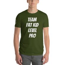 Load image into Gallery viewer, TFK Level pro w/ logo Short-Sleeve T-Shirt