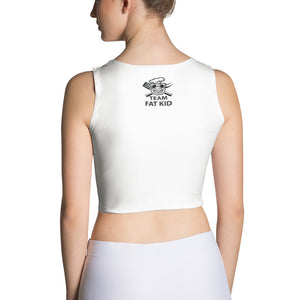 TFK Instafacetubewitter Sublimation Cut & Sew Crop Top