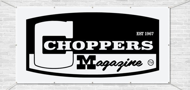 Choppers Badge Banner