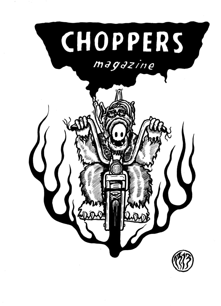 Chopper ALF Pocket T