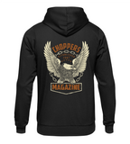 Eagle Has Landed Zip up Hoodie