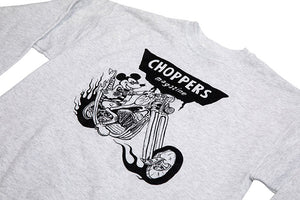 Chopper Mouse Crewneck