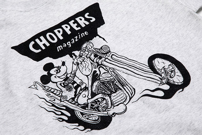 Kiddos Chopper Mouse Crewneck