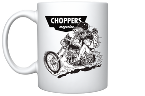 Chopper Monster Mug