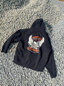Kiddos Eagle Has Landed Zip Up Hoodie