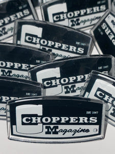 Choppers Badge Pin