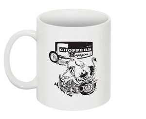 Chopper Wheelie Mug