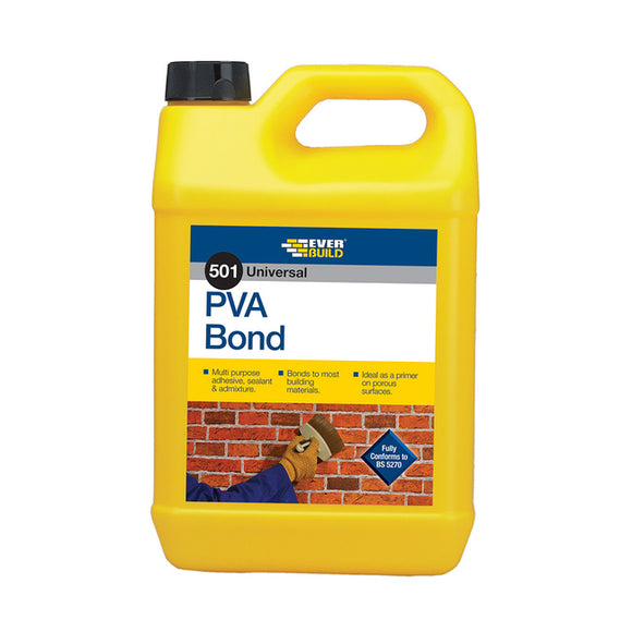 Everbuild PVA Bond 1Ltr