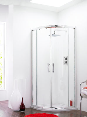 800 X 800 Quadrant Shower Door Enclosure 6mm