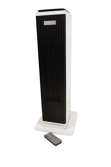 Tall Tower Fan Heater with two Speeds
