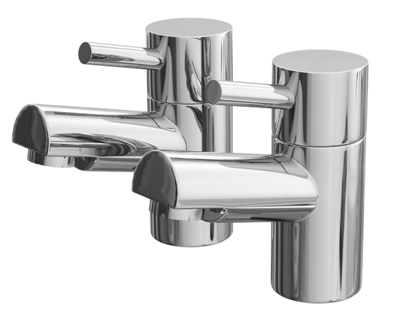 Dalton Bath Taps Pair