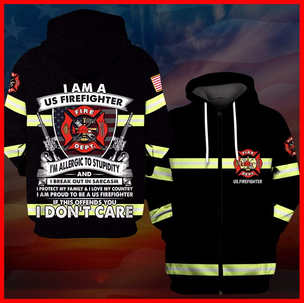 0bdb8eb1a95a US Firefighter All Over Printed Shirts 040308 – Hihi Store