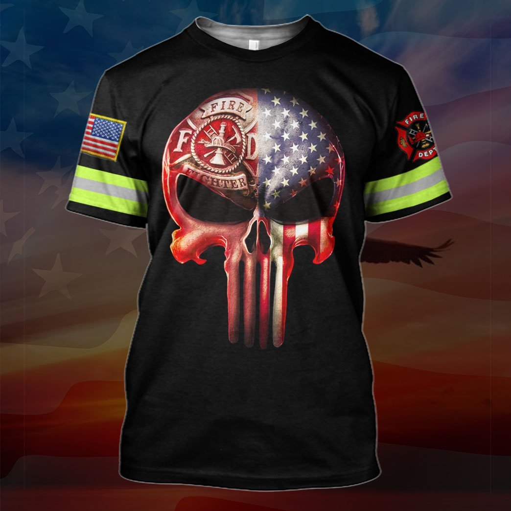 42d3a3a403ad US Firefighter All Over Printed Shirts 030701 – Hihi Store