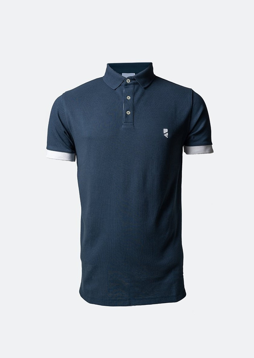 Deloss Premium Polo Collection - Dunkelblau