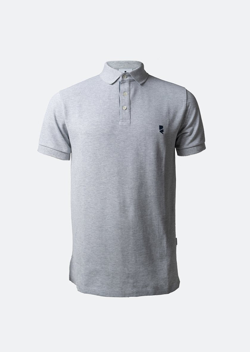 Deloss Premium Polo Collection - Grau