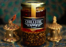 Load image into Gallery viewer, Medium 300ml Jar of Banu's Chilli Oil