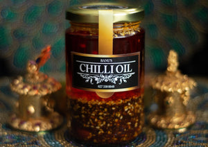 Medium 300ml Jar of Banu's Chilli Oil