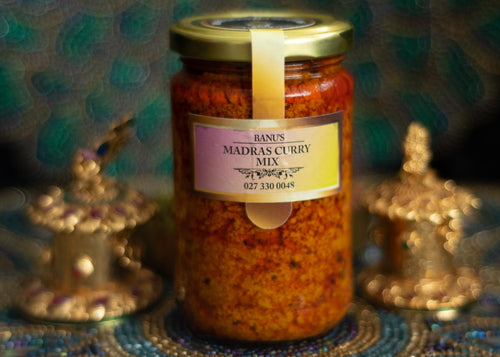 Jar of Banu's Madras