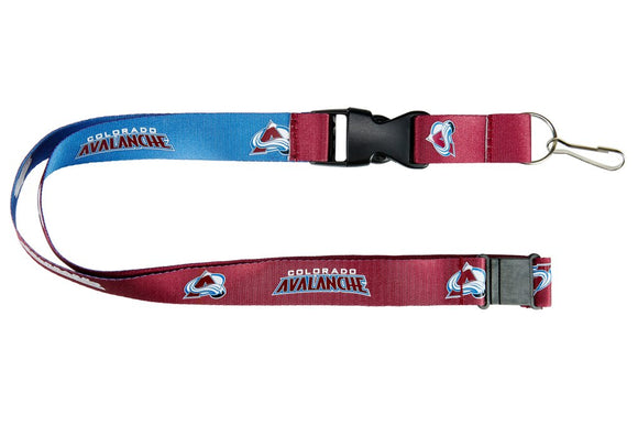Colorado Avalanche Lanyard Reversible