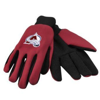 Colorado Avalanche Work Gloves