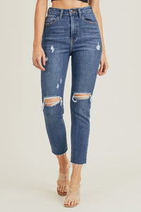 Damien relaxed skinny jeans