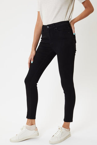 Denver Cropped Denim
