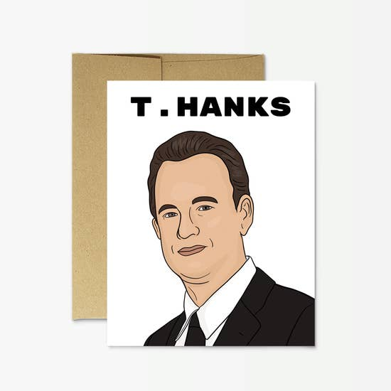 PMP T.Hanks Card