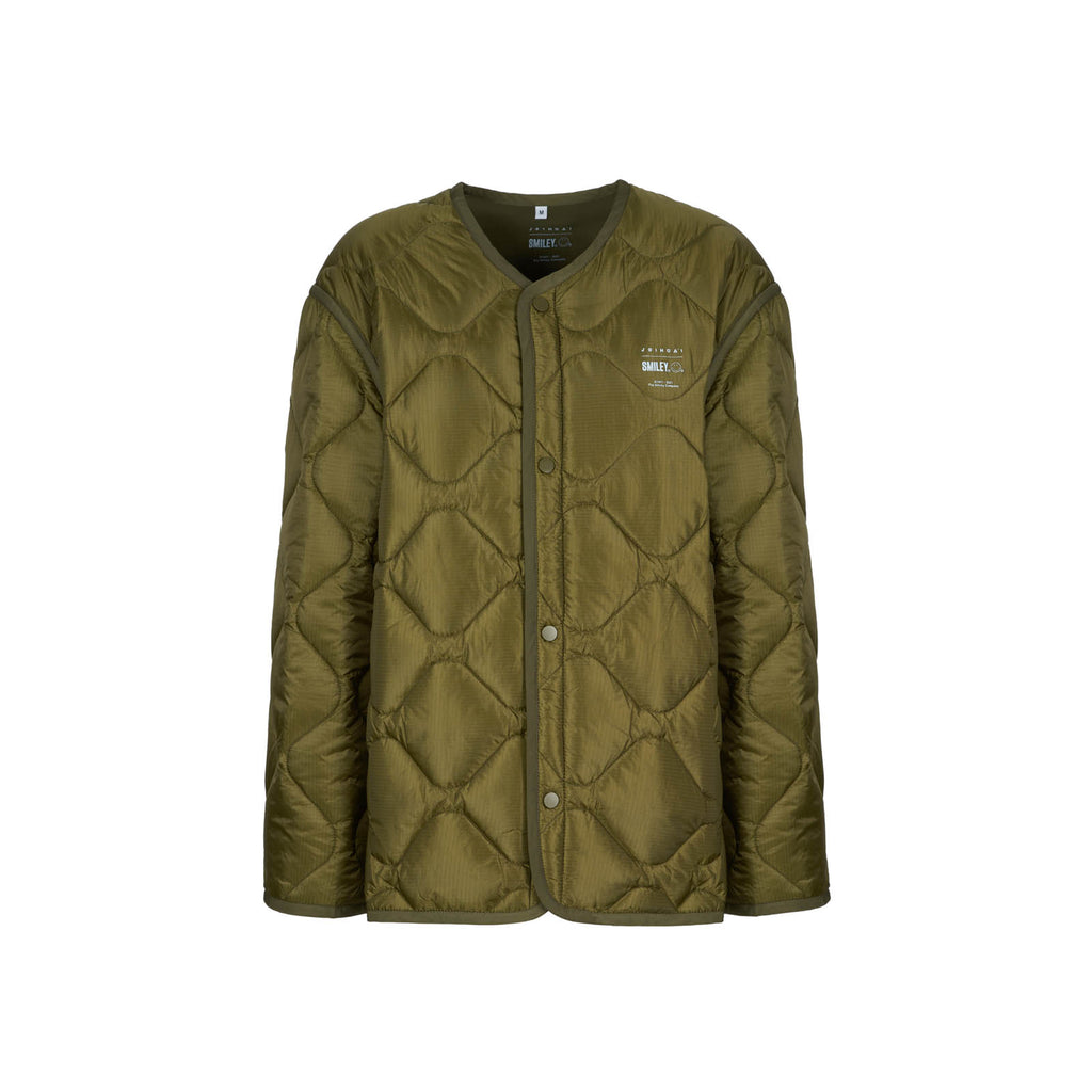 MILITARY LINING SMILEY JACKET