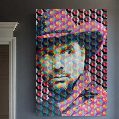 Garth Brooks -  Limited Edition Print