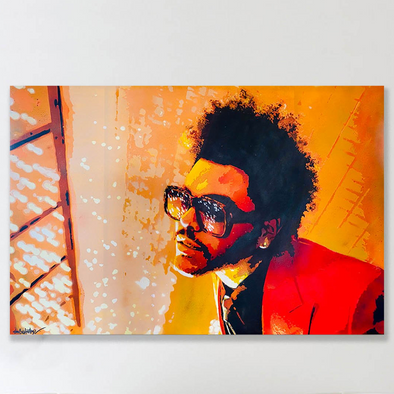 The Weeknd - Limited Edition Print