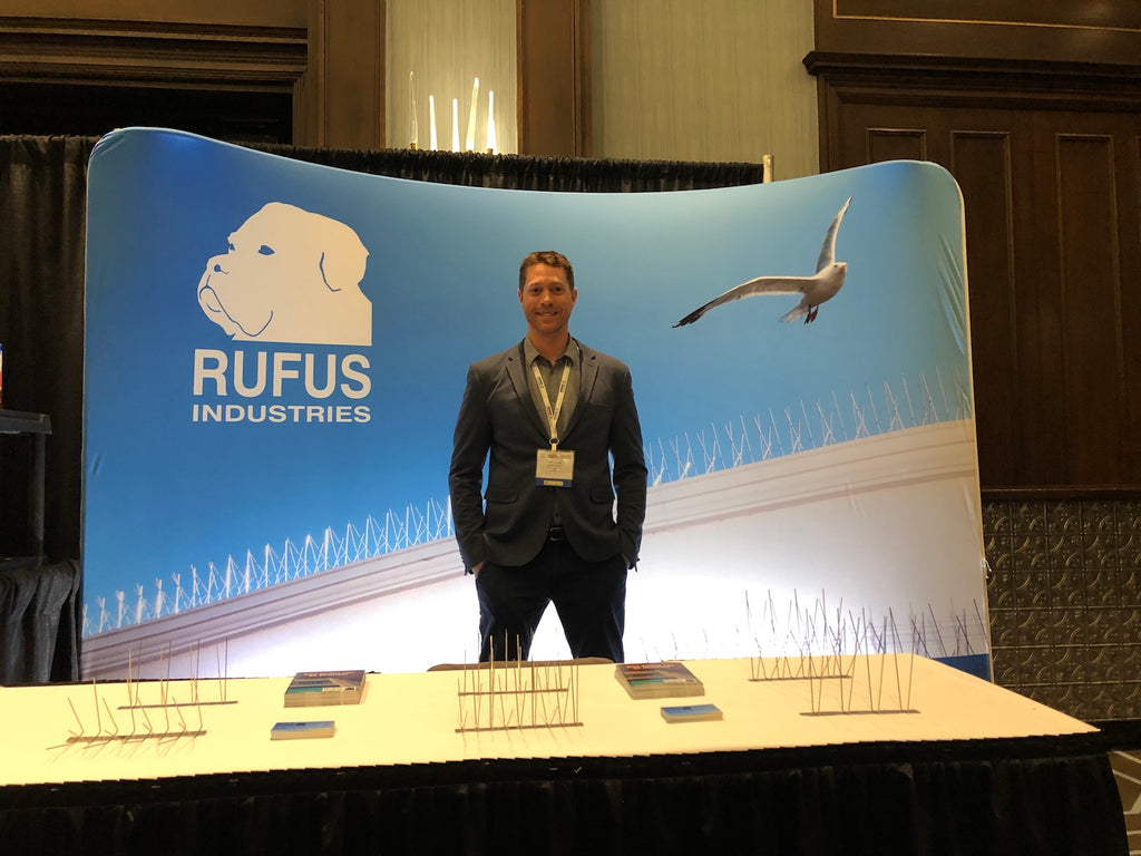 Canada Pest Management Conference Quebec 2020 - Rufus Industries
