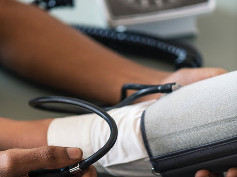healthy blood pressure check regularly