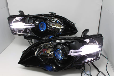 Circuit demon Subaru Legacy/GT 05/06 headlights
