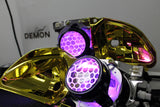 Profile Prism multicolor LED demoneyes