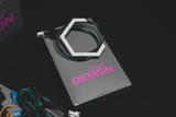 Circuit Demon X Profile Prism Hex halos