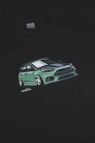 Circuit Demon Focus RS T Shirt