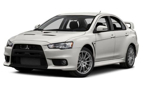 08-15 Mitsubishi Lancer/Evo Exterior lighting kit