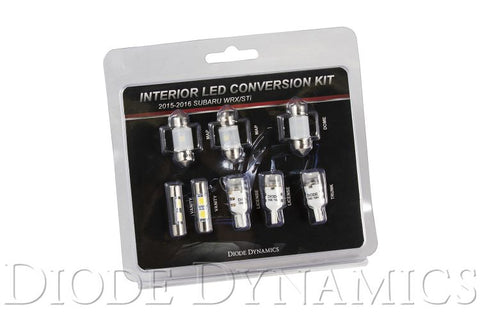 2003-2008 Forester interior bulb kit